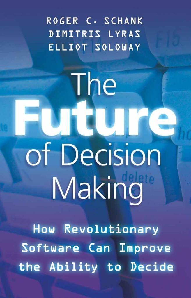 The Future of Decision Making als eBook Downloa...