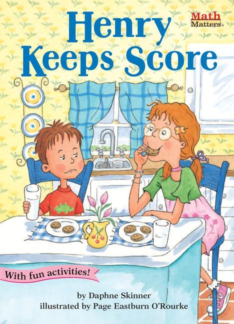 Henry Keeps Score: Comparing als Taschenbuch