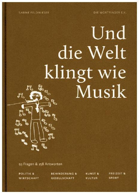 Und die Welt klingt wie Musik als Buch von