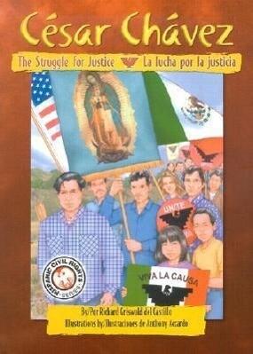 Cesar Chavez: La Lucha Por la Justicia als Buch