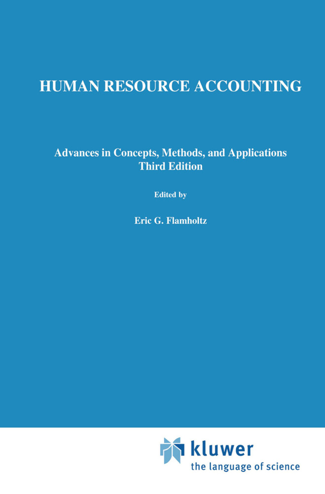 Human Resource Accounting als Buch