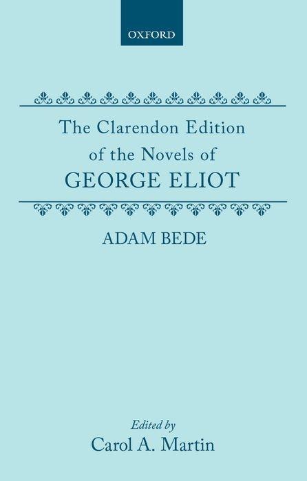 Adam Bede als Buch