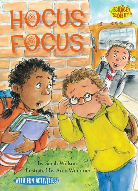 Hocus Focus als Taschenbuch