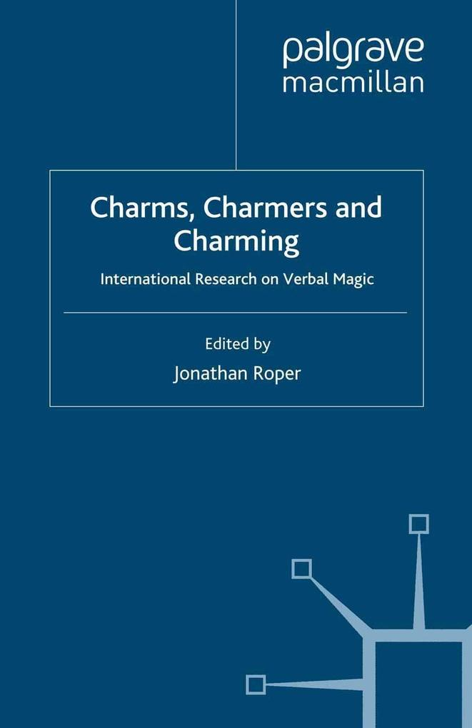 Charms, Charmers and Charming als eBook pdf