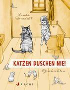 Katzen duschen nie!