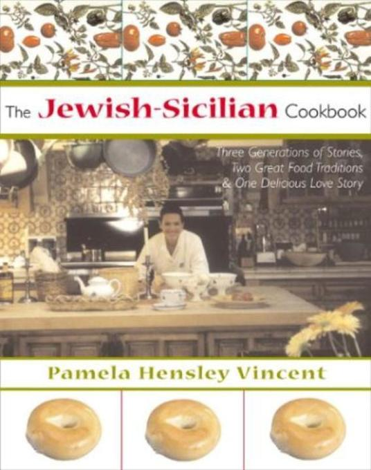 Jewish Sicilian Cookbook als Buch