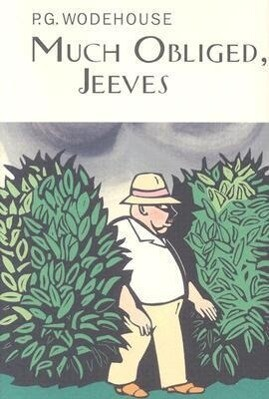 Much Obliged, Jeeves als Buch