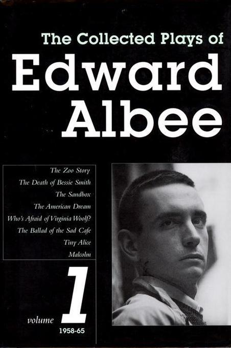 Collected Plays of Edward Albee: 1958-65 als Buch