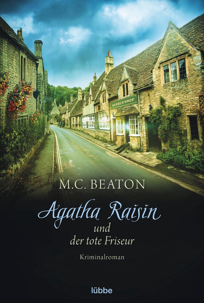 Agatha Raisin 08 und der tote Friseur als Taschenbuch