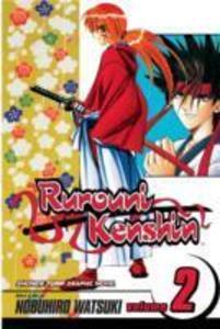 Rurouni Kenshin, Vol. 2 als Taschenbuch