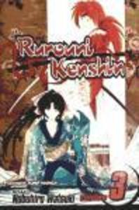 Rurouni Kenshin, Vol. 3 als Taschenbuch