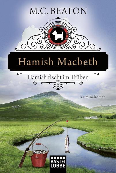 Hamish Macbeth fischt im Trüben als Taschenbuch