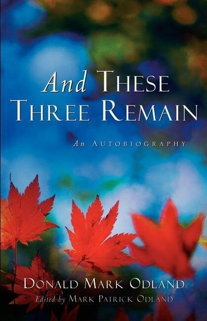 And These Three Remain als Taschenbuch