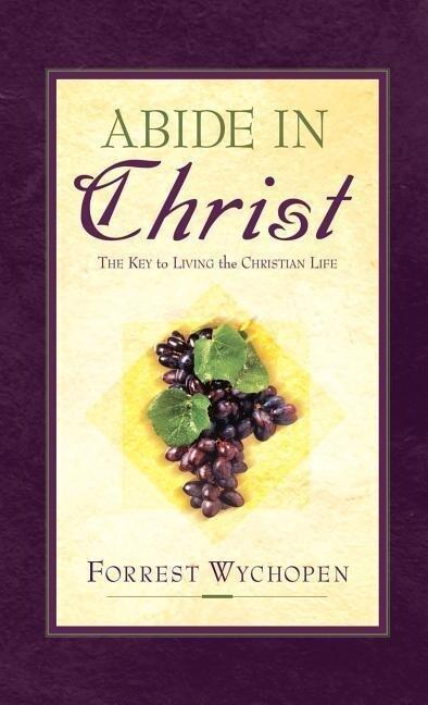 Abide in Christ als Buch
