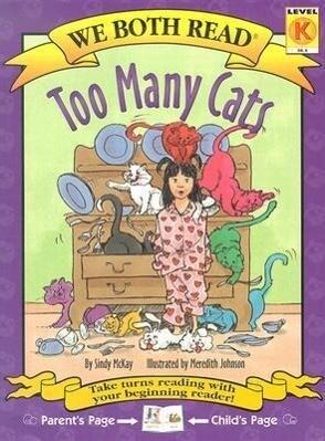 Too Many Cats: Level K als Taschenbuch