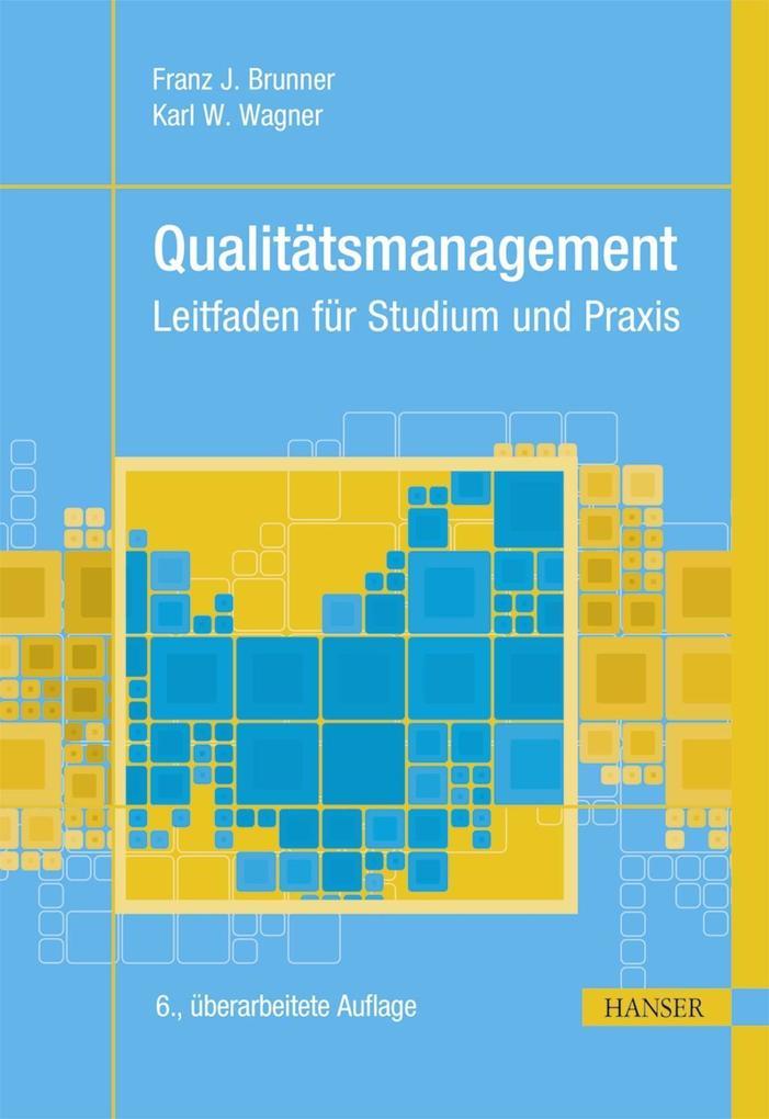 Qualitätsmanagement als eBook Download von