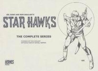 Star Hawks the Complete Series als Taschenbuch
