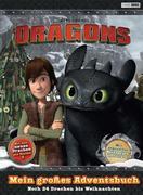 Dragons: Mein großes Adventsbuch