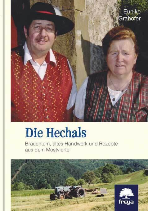 Die Hechals als Buch von Eunike Grahofer
