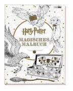 Harry Potter: Magisches Malbuch