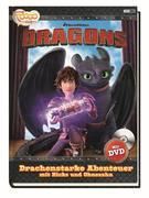 Dragons: Drachenstarke Abenteuer mit Hicks und Ohnezahn