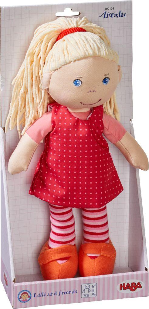 Puppe Annelie von HABA