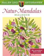 Malen und entspannen: Natur-Mandalas