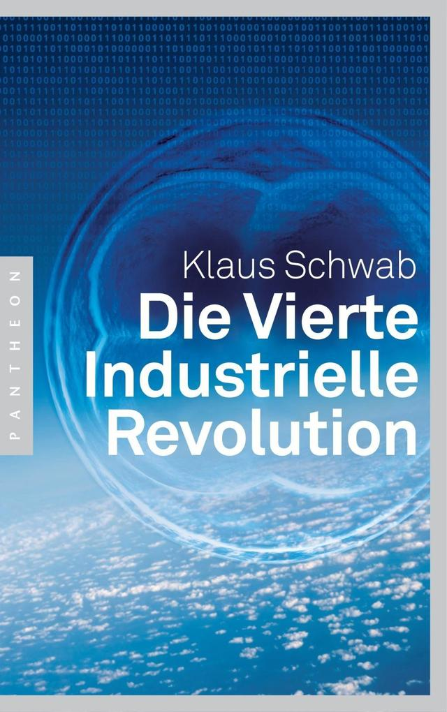 Die Vierte Industrielle Revolution als Buch