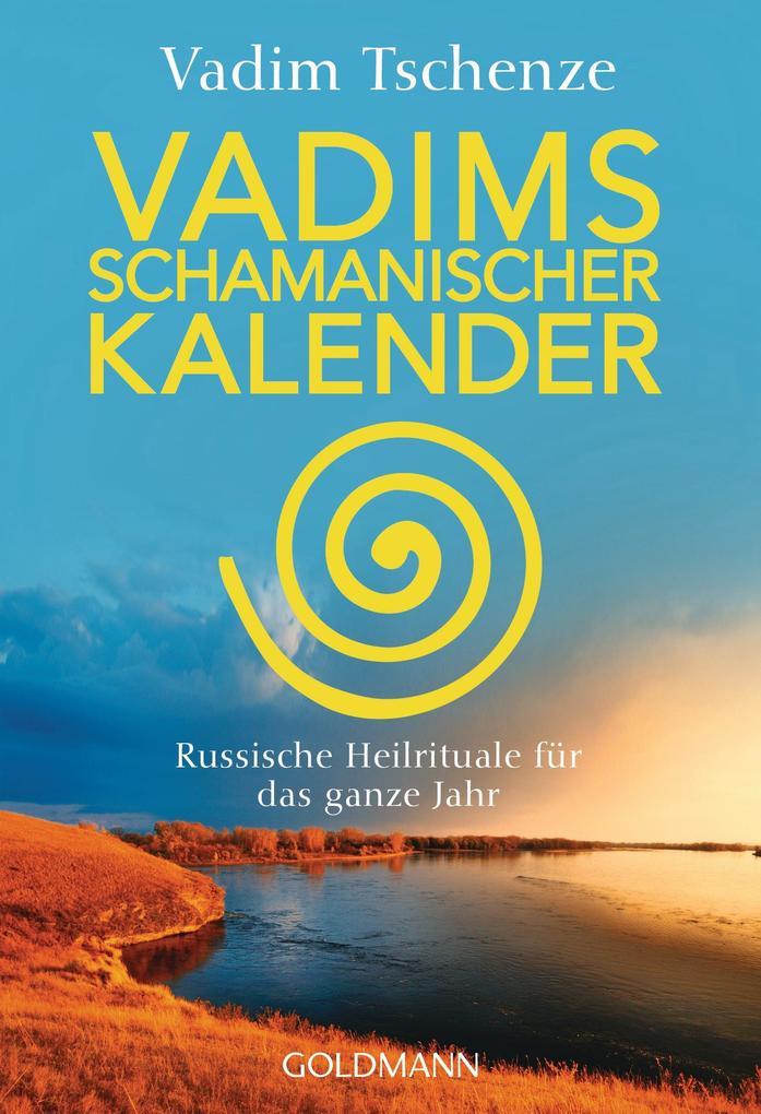 Vadims schamanischer Kalender als Taschenbuch