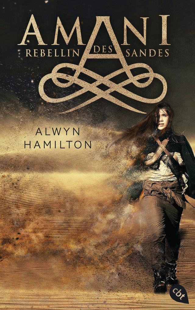 AMANI - Rebellin des Sandes als Buch