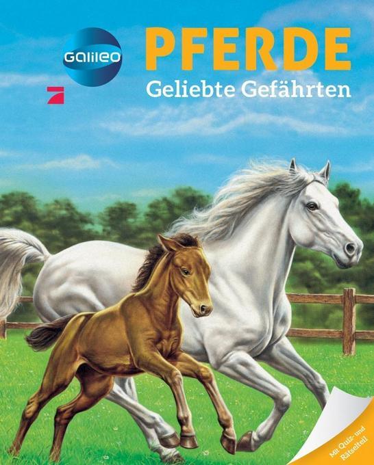 Galileo Wissen: Pferde als Buch von Agnès Vande...