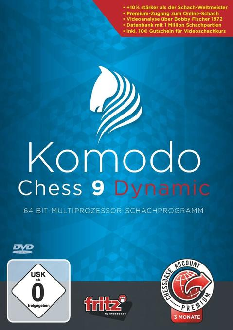 Komodo Chess 9 dynamic