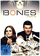Bones. Staffel.10, 6 DVDs