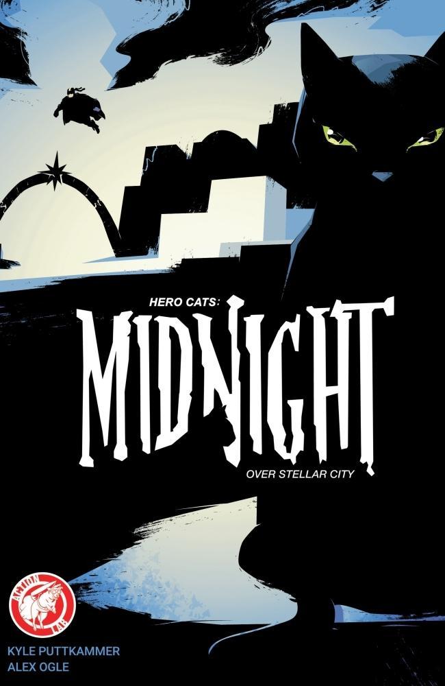 Hero Cats: Midnight Over Stellar City #TPB als ...