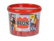 Blox 40 rote Steine in Dose