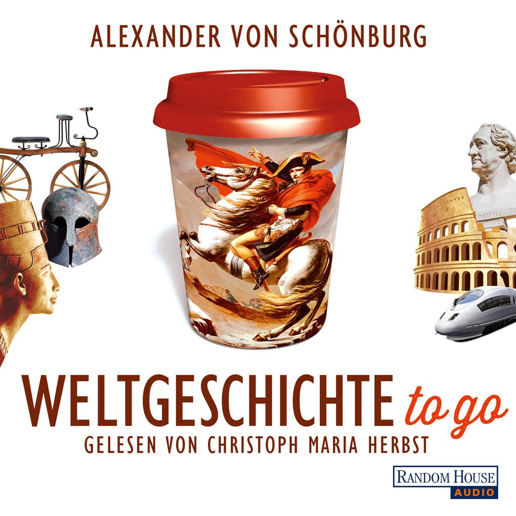 Weltgeschichte to go als Hörbuch Download von A...