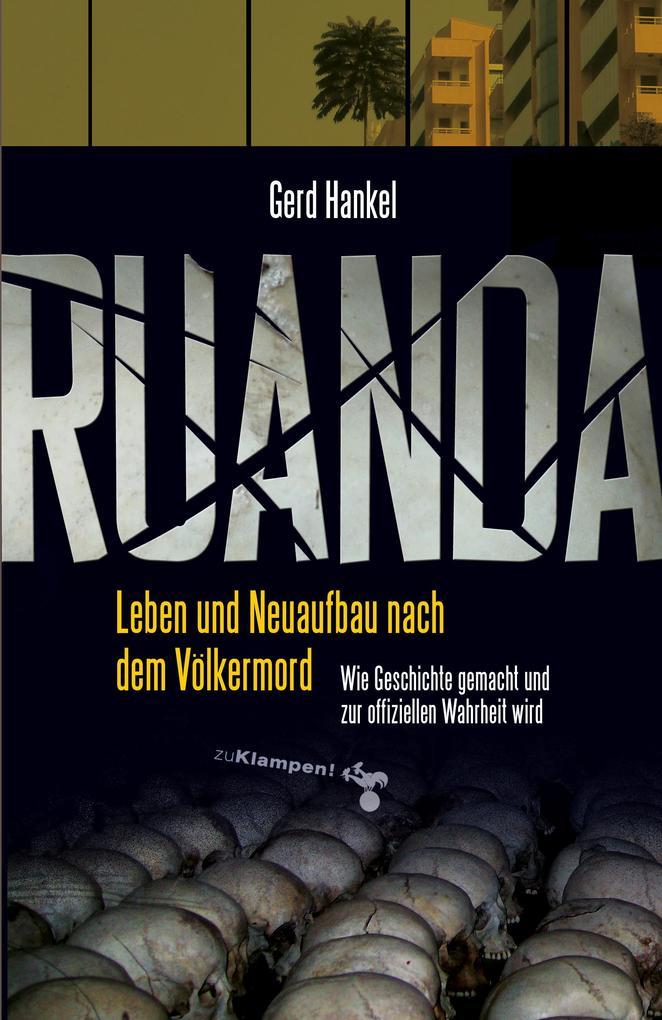 Ruanda als Buch