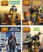 Nelson Mini-Bücher: 4er Star Wars Rebels 1-4