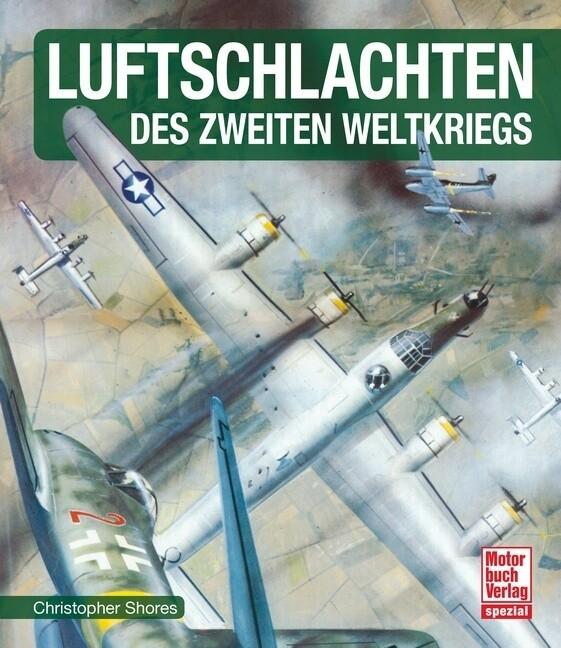 Luftschlachten des Zweiten Weltkriegs als Buch