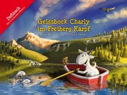 Geissbock Charly im Freiberg Kärpf