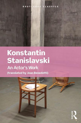 An Actor´s Work als Buch von Konstantin Stanisl...