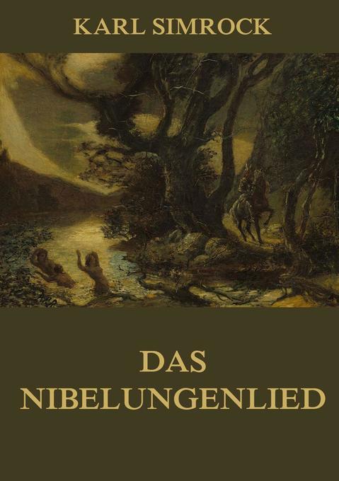 Das Nibelungenlied als Buch