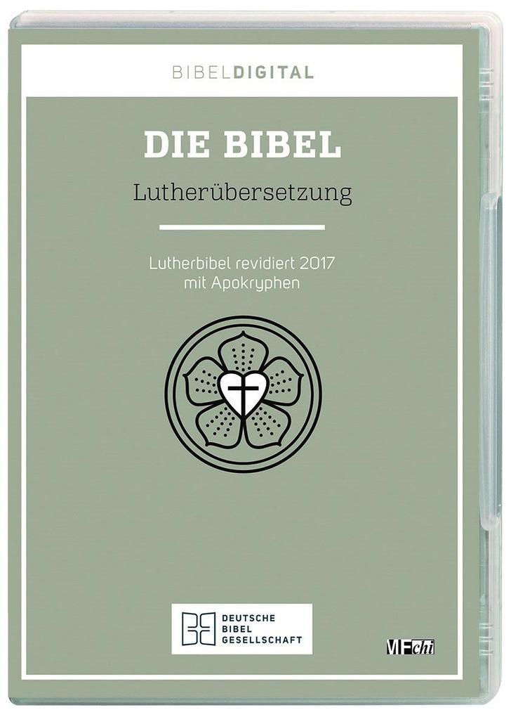Lutherbibel revidiert 2017 - Reihe bibel digital