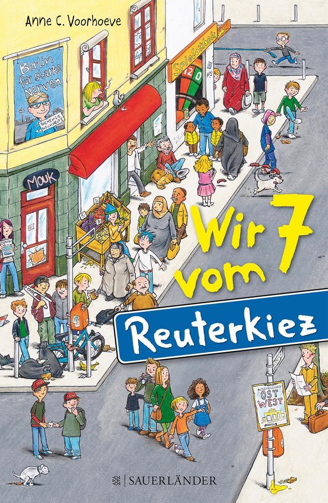 Wir 7 vom Reuterkiez als Buch
