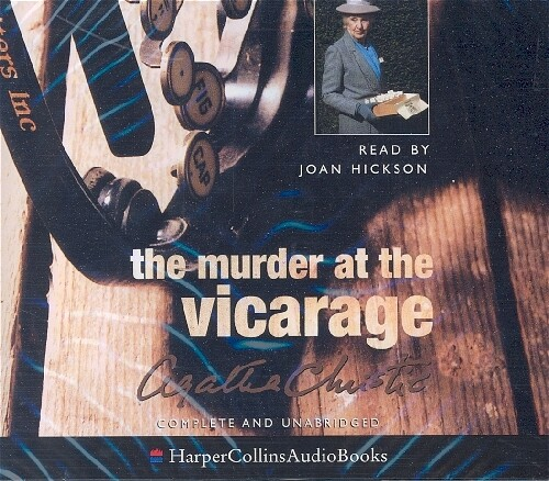 The Murder at the Vicarage als Hörbuch