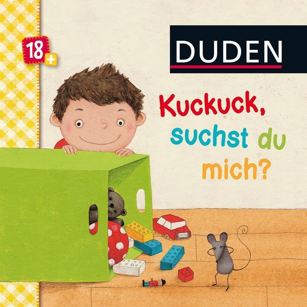 Duden 18+: Kuckuck, suchst du mich? als Buch