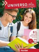 Universo.ele B1. Kurs- und Arbeitsbuch mit Audio CD