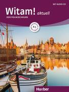 Witam! aktuell A1. Kursbuch + Arbeitsbuch + Audio-CD