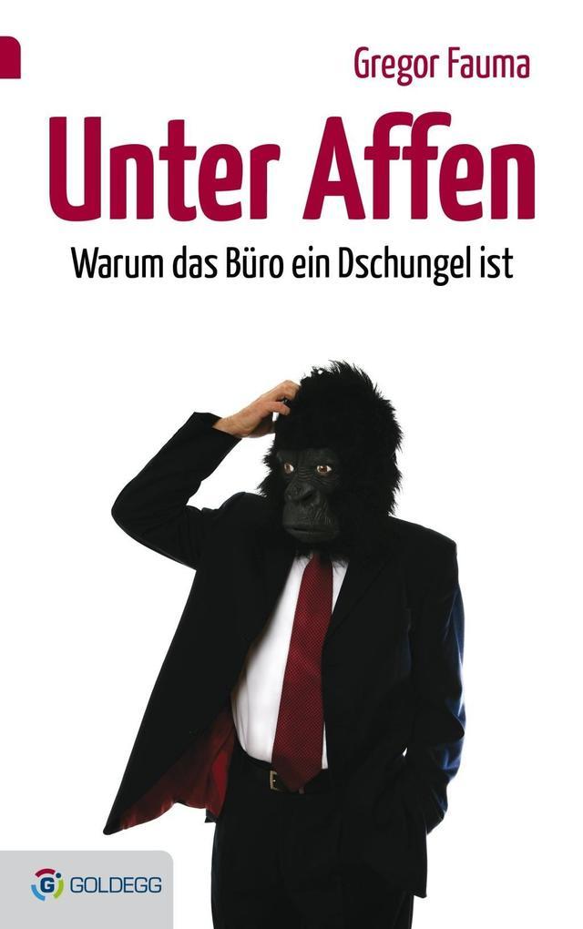 Unter Affen als Buch