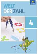 Welt der Zahl 4. Schülerband. Allgemeine Ausgabe